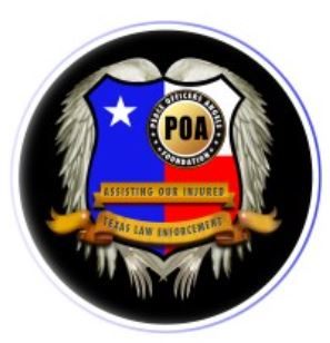 Peace Officer Angel Foundation Logo